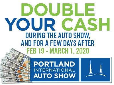 Double Your Cash during the Auto Show